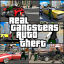 Real Gangsters Auto Theft-Free Gangster Games 2020