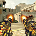 Gun Game Simulator: Machine Gun Shoot War Strike
