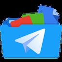 تلگرام -جاروبرقی+مدیریت فایل