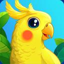 Bird Land Paradise: Pet Shop Game, Play with Bird