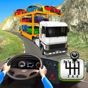 Car Transporter Truck 2019-Carrier Truck Simulator