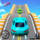 Impossible Tracks Car Stunt Racing-Ramp Car Stunts
