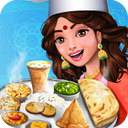 Indian Food Restaurant Kitchen Story Cooking Games