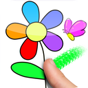 Draw+Coloring Book