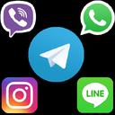 social media complement