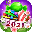Candy Charming - 2021 Free Match 3 Games