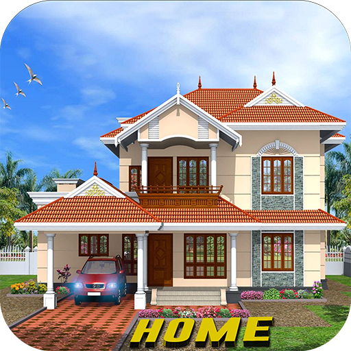 Idle Home Design makeover 3D