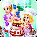 کیک سازی تولد