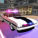 Classic Police Car Game: Police Games 2020