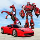 Real Horse Robot Transforming Games-Robot Shooting