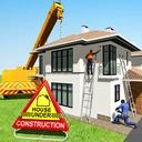 House Building Construction Games - House Design