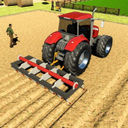 Real Tractor Driving Games- Tractor Games