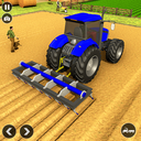 Real Tractor Driving Games- Tractor farming Games