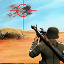 Sky war fighter jet: Airplane shooting Games