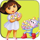 Girly games for Dora (clever girl)