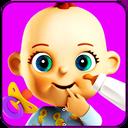 بازی مراقبت از کودک ⚽️ بچه داری