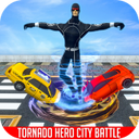Super Light Hero Rescue Mission: Speed Hero Battle