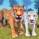 Tiger Family Simulator: Angry Tiger Games