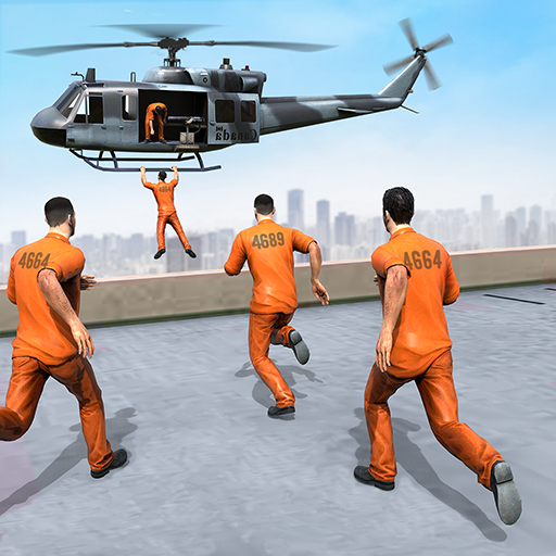 Prison Escape Stealth Survival Mission