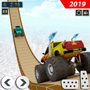 Impossible Monster Truck Stunts: Car Stunt Games