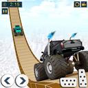 Impossible Monster Truck Stunts: Car Stunt Games