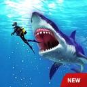 Angry Shark Attack - Wild Shark Game 2019