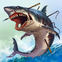 Angry Shark Attack - Wild Shark Game 2019