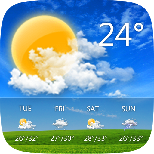 GO Weather - Widget, Theme, Wallpaper, Efficient for Android
