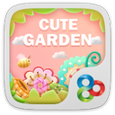 cute garden GOLauncher EX Theme