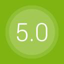 UI5.0 Theme GO Launcher EX