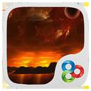 Sunset GOLauncher EX Theme