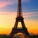 La Tour Eiffel GOLauncher EX Theme