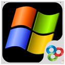 windows GOLauncher EX theme