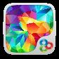 Galaxy S5 GOLauncher EX Theme