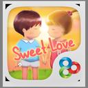 sweetlove GOLauncher EX Theme