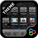 Theme Glass GO Launcher EX