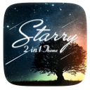 Starry GOLauncher EX Weather 2in1