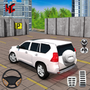 Prado luxury Car Parking: 3D Free Games 2019