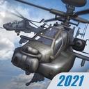 Modern War Choppers: Wargame Shooter PvP Warfare