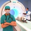 Pet Hospital Animal Doctor - Pet Surgery Vet Games