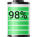 Battery Widget % Level Indicator Free