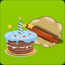 کیک ، شیرینی ، نان