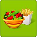 fastfood,salad