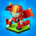 Merge Robots - Click & Idle Tycoon Games