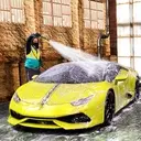 Car Wash Game Service Garage Workshop Games