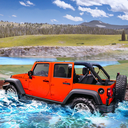 Offroad Jeep Driving 2021 🚘 Car Racing Game 3D