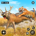 Virtual Tiger Family Simulator: Wild Tiger Games