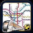 نقشه مترو تهران-کرج 97