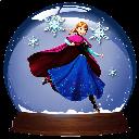 آنا در سرزمین یخی