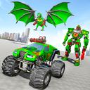 Monster Truck Robot Wars – New Dragon Robot Game